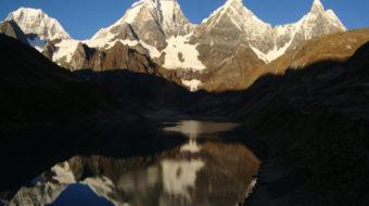 Trekking Huayhuash 2020