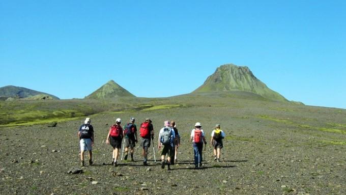 Trekking Islandia