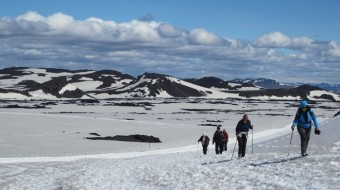 Trekking Islandia. Interior y Highlands 2017