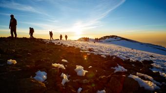 Kilimanjaro Rongai 2017