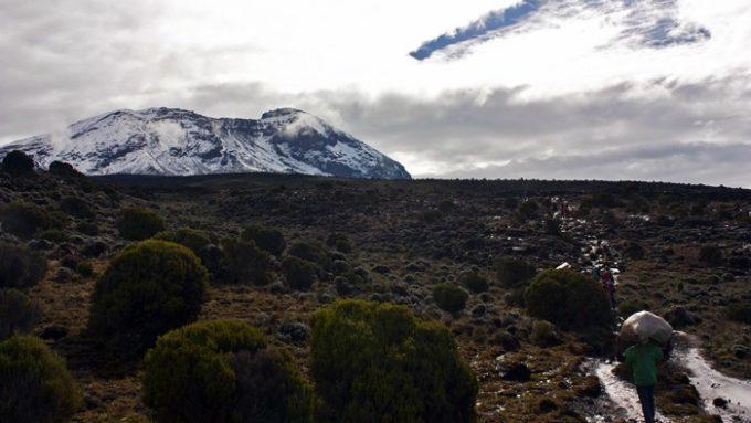 Kilimanjaro Lemosho