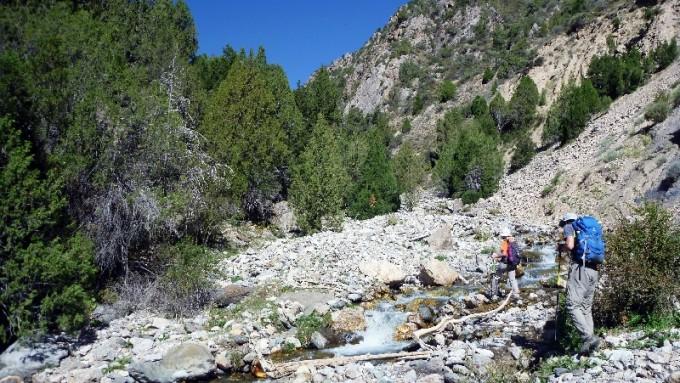 trekking kirguistan la Patagonia de Asia Central