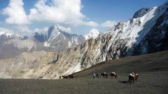 Trekking Kirguistan. La Patagonia de Asia Central 2017