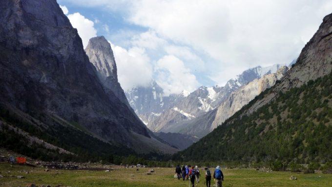 Trekking Kirguistan