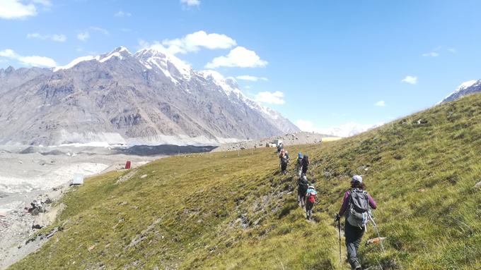 trekking kirguistan tien shan