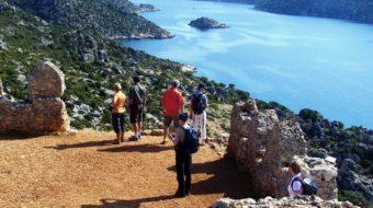 Trekking Turquia Lycian Way 2019