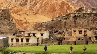 Trekking Markha Ladakh 2019