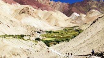 Trekking Ladakh Cachemira 2017