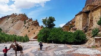 Trekking Atlas: Mgoun y Toubkal 2018