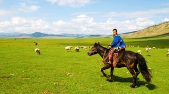 Trekking Mongolia Altai