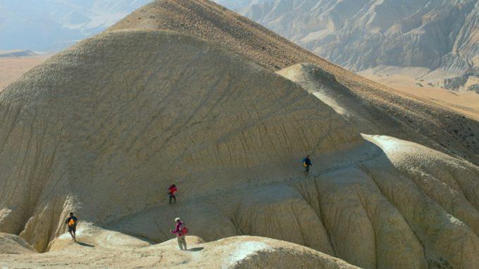 trekking mustang
