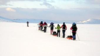 Trekking Noruega