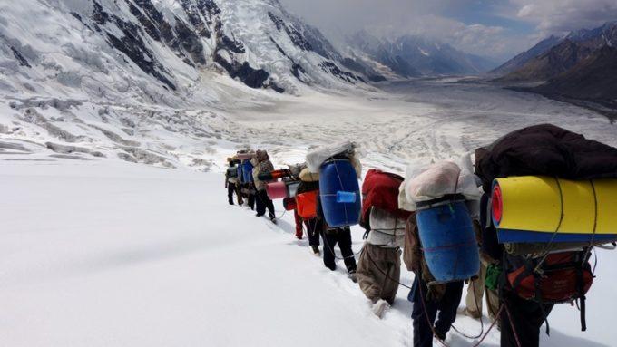 trekking pakistan