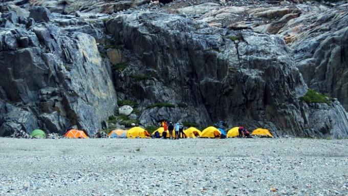 Hielo Continental Patagonico