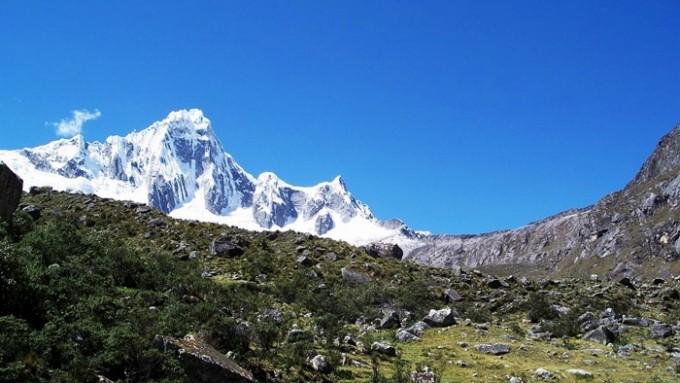 Trekking Cordillera Blanca y Escaladas
