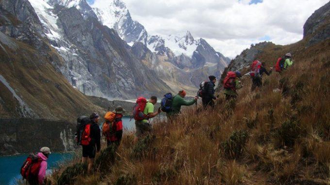 Trekking Peru Huayhuash