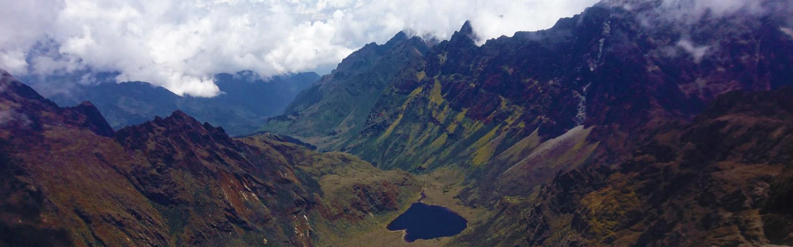 trekking rwenzori