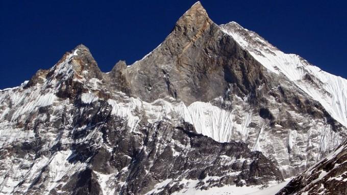 Trekking Annapurnas