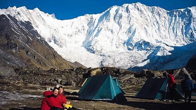 Trekking Annapurnas santuario