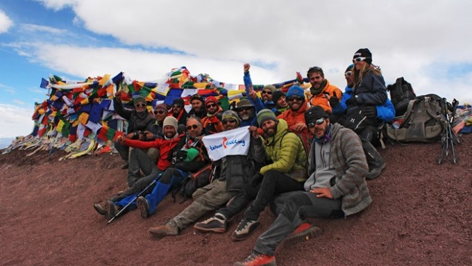 Trekking Stok Kangri