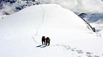Thorong Peak Annapurnas 2017