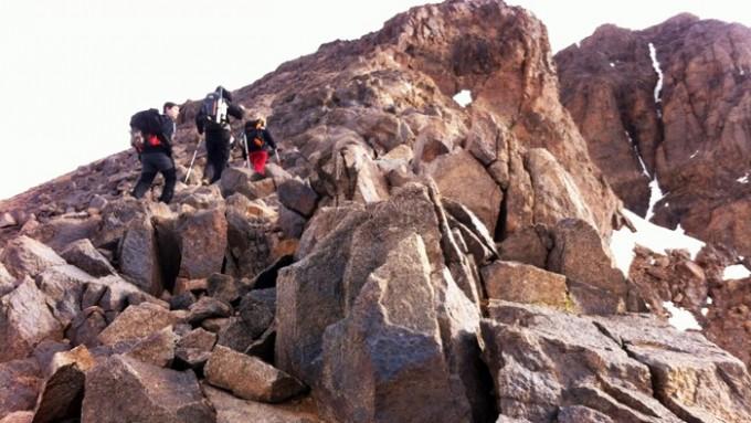 Trekking Toubkal