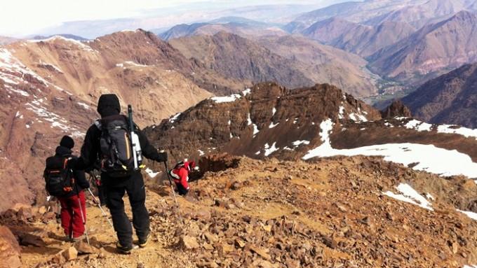 Trekking Toubkal y Pueblos Bereber