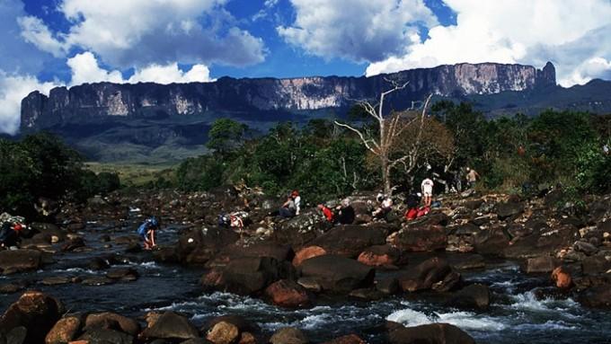 Trekking Venezuela Roraima