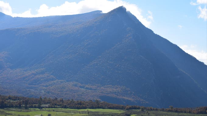 trekking albania montañas del sur