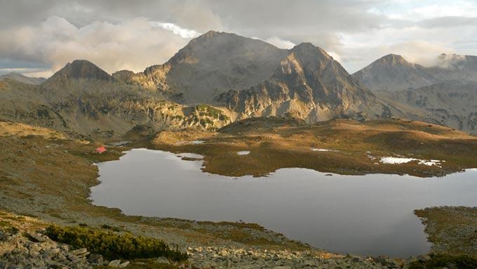 Bulgaria Cumbres y Crestas