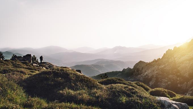 Trekking Córcega