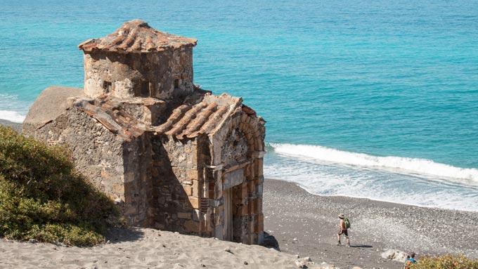 Senderismo Creta Grecia