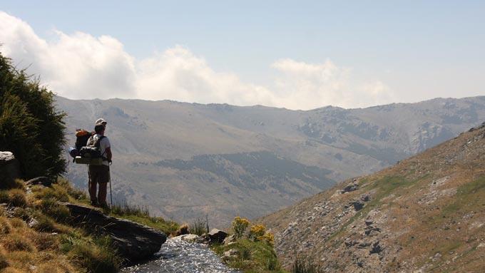Tour de Sierra Nevada
