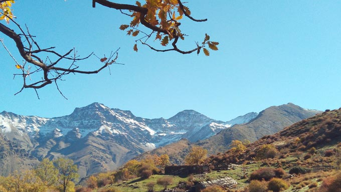 Multiaventura en Sierra Nevada