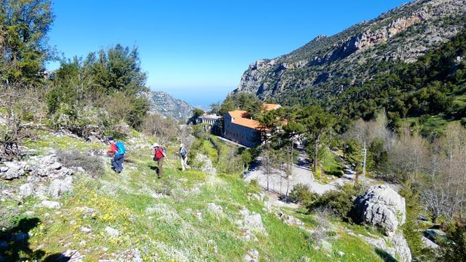 Trekking Libano LMT