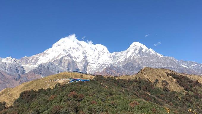 Trekking Nepal Machapuchare