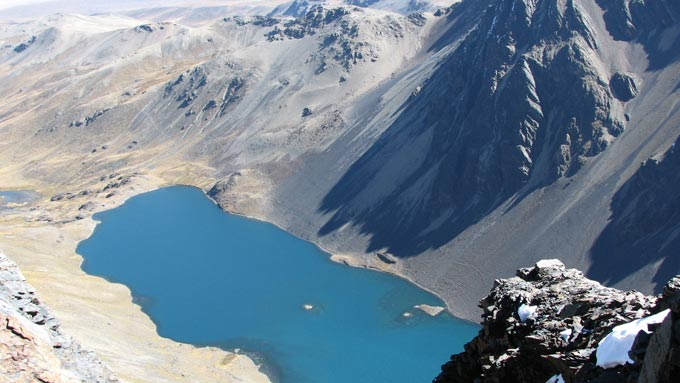 Trekking Bolivia Tres Cordilleras